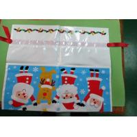Wholesale Personalized Drawstring Plastic Gift Bags Packaging Printing Logo from china suppliers