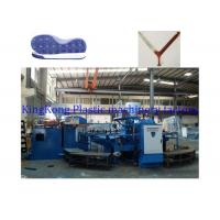 Wholesale Double Colors Outsole Shoe Making Machine For PVC / TPR / TR Sole from china suppliers