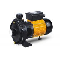 Quality Cast Iron Electric Motor Water Pump , Horizontal Multistage Centrifugal Pump For Domestic for sale
