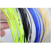Wholesale Best selling racket string, made of composite nylon, 0.66/0.69/0.70mm wire diameters from china suppliers