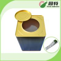 Buy cheap Styrene Elastomer Yellowish And Semi-Transt High Viscosity Amber Animal Jelly Glue For Insect-Atch Glue Board from wholesalers