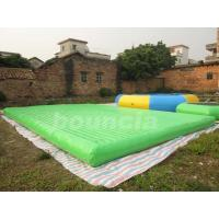 Wholesale Durable PVC Tarpaulin Inflatable Water Sport Bridge Uesd In Water Park from china suppliers