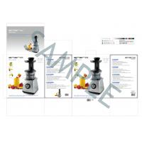 Hurom Slow Juicer Distributor : Whole Fruit Big Mouth Slow Juicer/extractor compare to Hurom/Kuving GK-518H of item 104117953