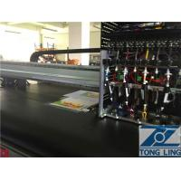Quality Reactive Digital Fabric Inkjet Printer For Cotton 1800mm Roll To Roll Printing for sale