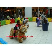 Wholesale Chinese Battery Plush Toys Motorized Animals Riding Pets for Sale Fire Proof Plush Animal from china suppliers