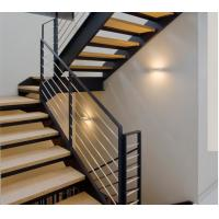 Wholesale natural oiled prefinished white oak stair tread from china suppliers