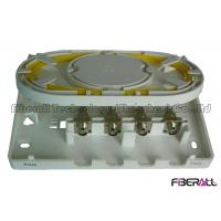 Wholesale FTTH Fiber To The Home End User FTTH Terminal Box 4 Port For FC SC Optic Adapter from china suppliers