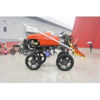 Buy cheap High clearance self propelled type boom sprayer 3WZ-700C from wholesalers