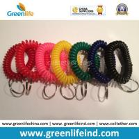 Wholesale Spiral Wrist Badge Accessories Colorful Elastic Bands from china suppliers