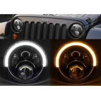 Wholesale JEEP Wrangler 2007 - 2017 JK Modified Xenon Head Lamp Assy Type Dragon B Car LED DRL from china suppliers