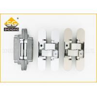 Wholesale Removable 3D Concealed Hidden Hinges For Kitchen Cabinets Door from china suppliers