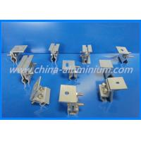 Wholesale PV Solar Fabrication Extruded Aluminium Frame Profiles from china suppliers