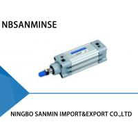 Quality DNC VDMA / ISO6431 SMC Pneumatic Cylinder Double Acting Cylinder Standard for sale