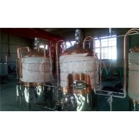 Wholesale 500L copper brew kettle for beer brewing equipment from china suppliers
