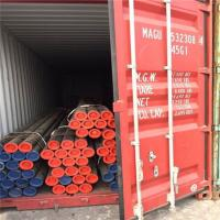 China Outer / Inner Alloy Steel Seamless Gas Export Lines Anti - Corrosion Insulation Coating on sale