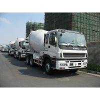 Wholesale 8m3 , 9m3 , 10m3 ISUZU Mobile Concrete Mix Truck 6x4 With Hydraulic System from china suppliers