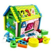 Wholesale Wooden Building Blocks, Wooden Intellectual & Educational Toys from china suppliers