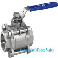 Wholesale Tobee All kinds of industrial Ball Valves from china suppliers