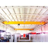 Wholesale Lifting Machinery Single Girder Overhead Crane For Factory / Steel Workshop from china suppliers