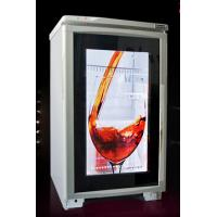 Wholesale Supermarket LCD Touch Screen Refrigerator For Vegetable / Fruit / Cake / Wine from china suppliers