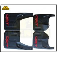 Buy cheap Hilux Revo Toyota Hilux Revo Accessoriesmudguard TRD fender mud flaps ABS plastic pickup flares from wholesalers