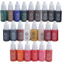 Quality Original Biotouch tattoo ink for permanent makeuo and body tattoo use for sale