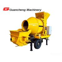 Wholesale Industrial equipment JZC500 B small mobile diesel concrete pump from china suppliers