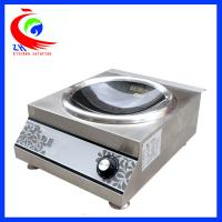 Wholesale Safe Table Top Induction Wok Cooktop Electric Kitchen Cooker Energy Efficient from china suppliers