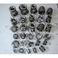 """Wholesale Stainless Steel Forged Fittings, Nickel Alloy  , Carbon Steel forged fitting, NPT,1"""" 3000#,A182 /A105 B16.11 from china suppliers"""