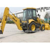 Wholesale Road Construction Equipment Backhoe Loader from china suppliers