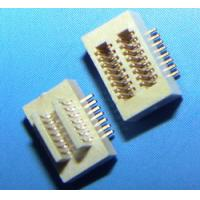 Wholesale canton 0.5mm pitch male header and female socket connectors,5mm Height from china suppliers