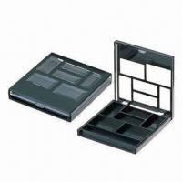 Wholesale Cosmetic Packing Boxes/Cases/Containers, Eye Shadow Cases, Eye Shadow Compact from china suppliers