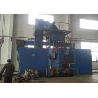 Wholesale Conveyor Continuous Passing Through Type Shot Blasting Machine For Removing Stress And Improving Surface Adhesion from china suppliers
