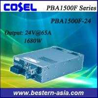 Cosel 1500W 24V AC-DC Power Supply:  PBA1500F-24