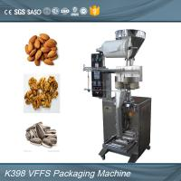 Wholesale Full Automatic Food Packaging Machine , Nuts Packing Machine Granule Material from china suppliers