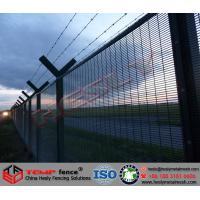 Wholesale 358 anti-climb fence, 358 mesh fencing,358 securi mesh, 358 prison fence from china suppliers