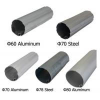 Wholesale alunimium Awning conponents, awning parts,awning roller tube, awning rollers, awning pipe,awning tube from china suppliers