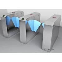 Wholesale Electronic Turnstile Security Systems, Door Access Control Flap Barrier Gate from china suppliers