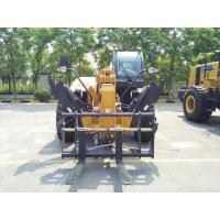 Wholesale Industrial Construction Telescopic Forklift Truck Forward Reach 12.6m , High Reliability from china suppliers