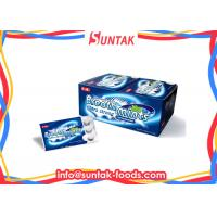 Wholesale Fresh Breath Sugar Free Chewy Candy , Round Peppermint Candy Tooth Friendly from china suppliers