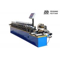 China High Precision Automatic Rolling Shutter Machine / Hot Forming Machine 25m/Min Speed on sale