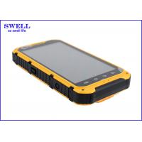 Wholesale Yellow Nfc Rugged Waterproof Smartphone , Rugged Business Phones A9 from china suppliers