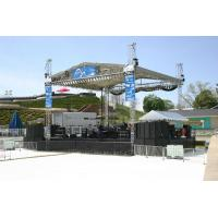 Wholesale Aluminum Stage Truss Performance Equipment / Aluminum Square Truss from china suppliers