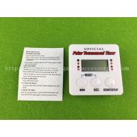 Wholesale Official Poker Tournament Timer Casino Accessories Square Bet Timer from china suppliers