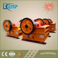 Wholesale High Performance Rock Stone Jaw Crusher for Mining Road Construction from china suppliers