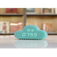 Wholesale Battery Operated Led Cloud Night Light Sound Control With Electronic Calendar from china suppliers