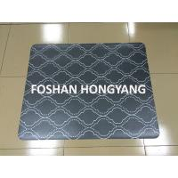 Wholesale Eco-Friendly Safety Chair Floor Mats , Rectangle Pvc Chair Mat To Protect Floor from china suppliers