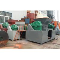 Wholesale Double Roller Shredder Wood Crusher Machine With Big Feeder Opening from china suppliers
