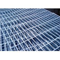 Wholesale 32x5 25x5 Serrated Bar Grating Industrial Floor Grates 10mm-2000mm Width from china suppliers