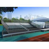 Wholesale Custom Bleachers Metal Stadium Seats Comfortable Wide For Sports Field from china suppliers